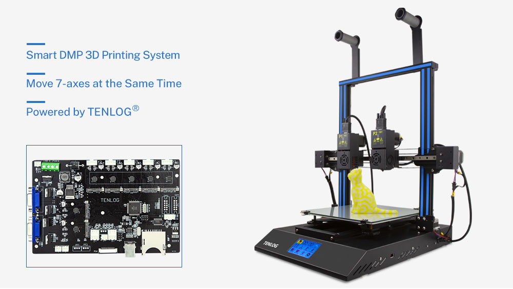 Tenlog Multi Nozzle 3D Printer Motherboard