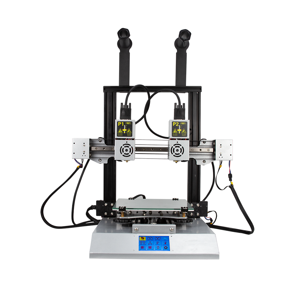 Hands 2W 2 Color 3D Printer
