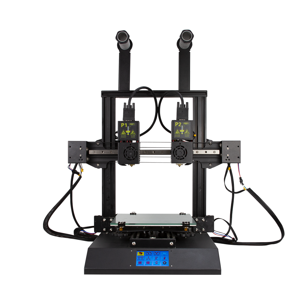 Hands 2B 2 Color 3D Printer